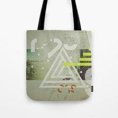 Coordinates Tote Bag