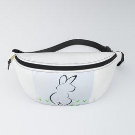 Bunny Zen Fanny Pack