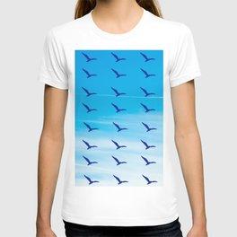 Seagull Sky T-shirt