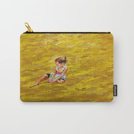 Abigail dreaming Carry-All Pouch