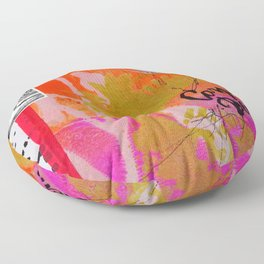 Cotica N°105 Floor Pillow
