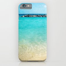 Blue Curacao iPhone 6s Slim Case