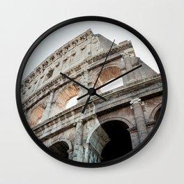 The Colloseum Wall Clock