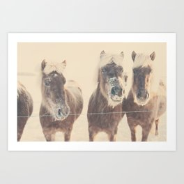 """""""here's looking at you kid ... """" Art Print"""