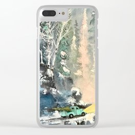 SK's Old 57' Clear iPhone Case