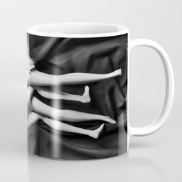 Girls on silk Coffee Mug
