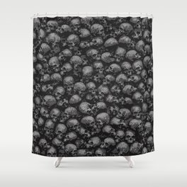Totally Gothic Shower Curtain
