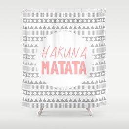 Hakuna Matata II Shower Curtain