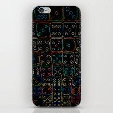 Diced 3D iPhone & iPod Skin
