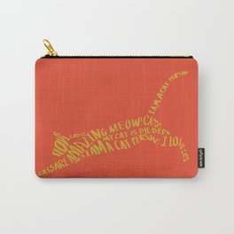 I Love Cats 05 Carry-All Pouch