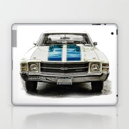 CLASSIC CAR LOVE Laptop & iPad Skin