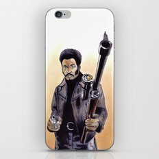 John Shaft (Are You Man Enough?) iPhone & iPod Skin