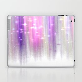 lights curtain a Laptop & iPad Skin