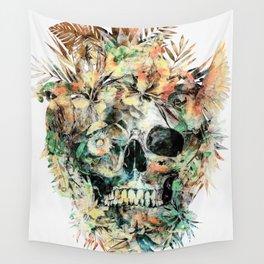 Momento Mori XIV Wall Tapestry
