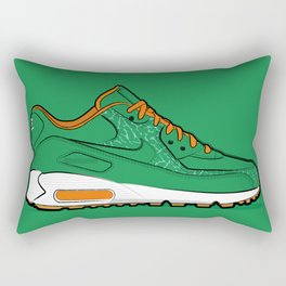 "Air Max 90 ""Homegrown"" Rectangular Pillow"