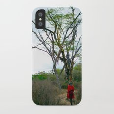 Masai Warrior Slim Case iPhone X