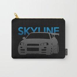 Nissan Skyline GT-R  Carry-All Pouch
