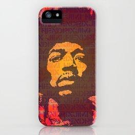 JIMI0303 iPhone Case