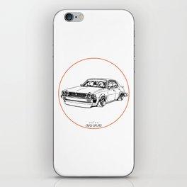 Crazy Car Art 0204 iPhone Skin