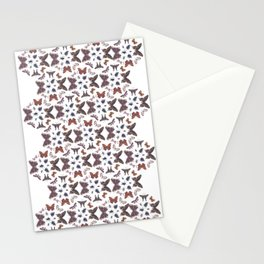 Mosaic of Bugs Stationery Cards