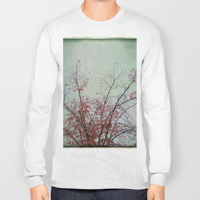 Nature has arms for those who need a hug Long Sleeve T-shirt