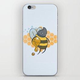 Bee Thief iPhone Skin