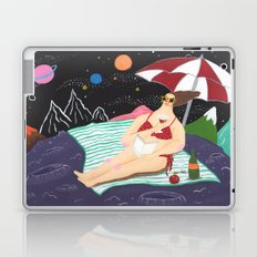 Vacation In Outer Space Laptop & iPad Skin