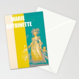 MARIE soft stripes edition Stationery Cards