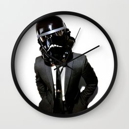 Corporate Shadowtrooper Wall Clock