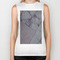 rocky Biker Tanks featuring rocky by Amanda Stockwell
