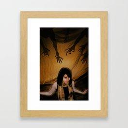 Jurisdiction Framed Art Print