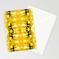 Tie-Dye Lemons Stationery Cards