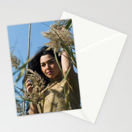THE LAKE WOMAN Stationery Cards