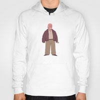 mike wrobel Hoodies featuring Mike by Mikhail Kalinin