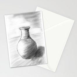 Pot Sketch Stationery Cards