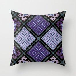 Pattern 025 Throw Pillow