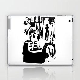 Inside the Looking Glass Laptop & iPad Skin