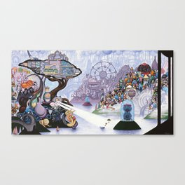 Rites of Passage Canvas Print
