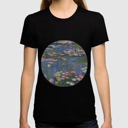 Water Lilies (Nymphéas), c.1916 Art, Monet T-shirt