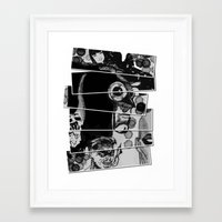 watchmen Framed Art Prints featuring Watchmen by KotartArt