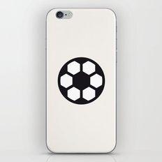 Football - Balls Serie iPhone & iPod Skin