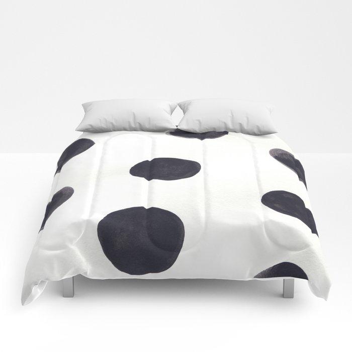 Watercolour Dots Comforters