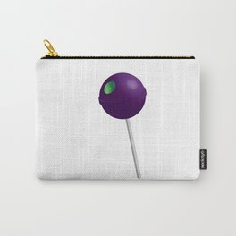 Death Star Lollipop (Purple) Carry-All Pouch