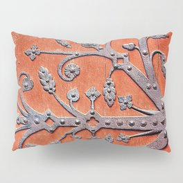 Gothic Red Door Pillow Sham