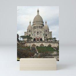 Sacre Coeur Mini Art Print