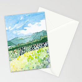Tumbledown Mountain View, Maine Stationery Cards