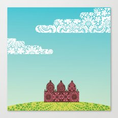 Chantily Castle I Canvas Print
