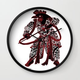 Chinese zodiac sign, Year of the Rooster Wall Clock