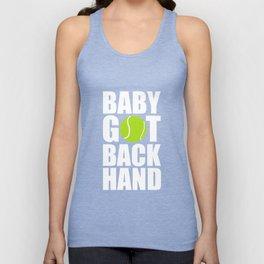 Baby Got Back Hand Tennis Ball Sports T-Shirt Unisex Tank Top