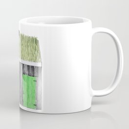 Traditional Faroese House Coffee Mug